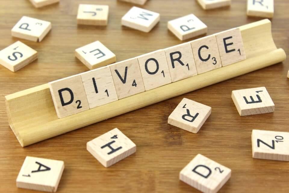 divorce scrabble